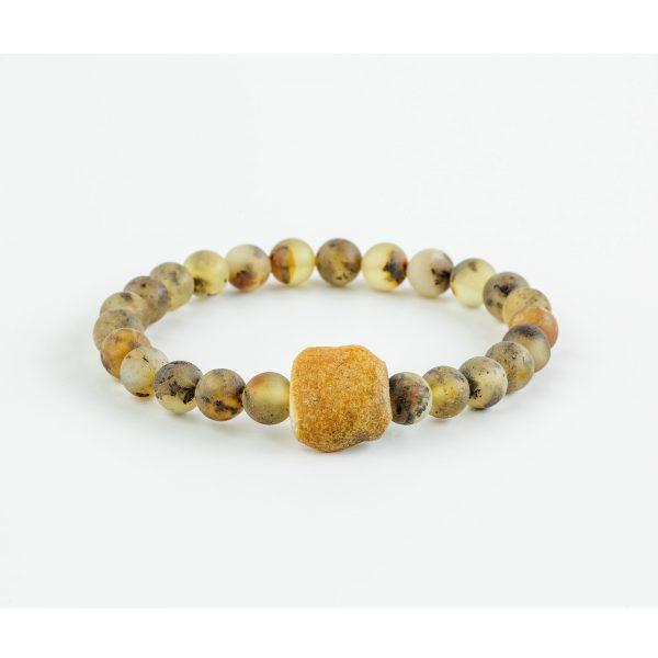 Amber bracelets 11