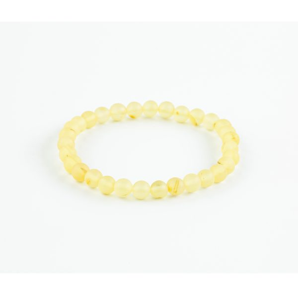 Amber bracelets 114