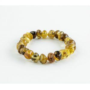 Amber bracelets 122