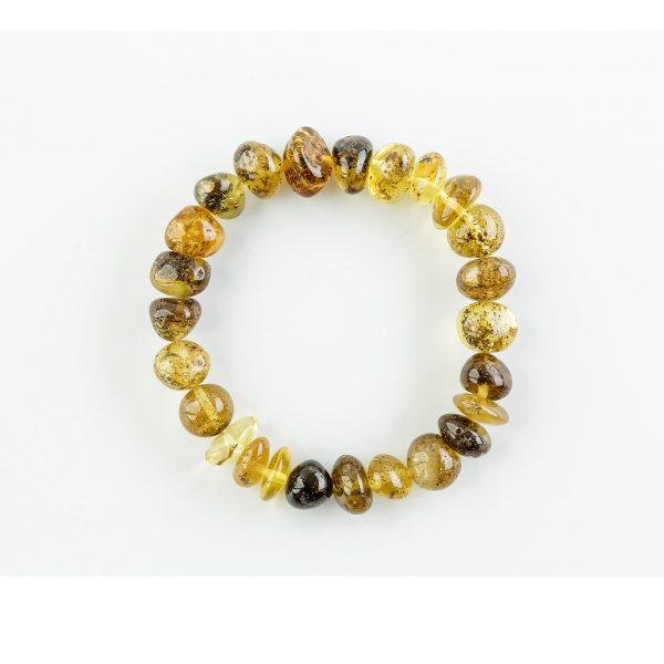 Amber bracelets 123
