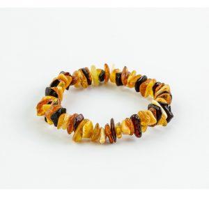 Amber bracelets 124
