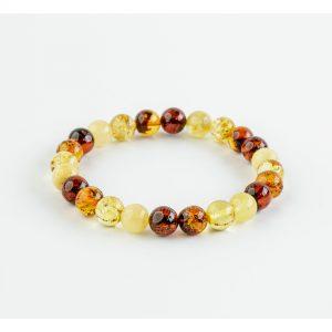 Amber bracelets 33