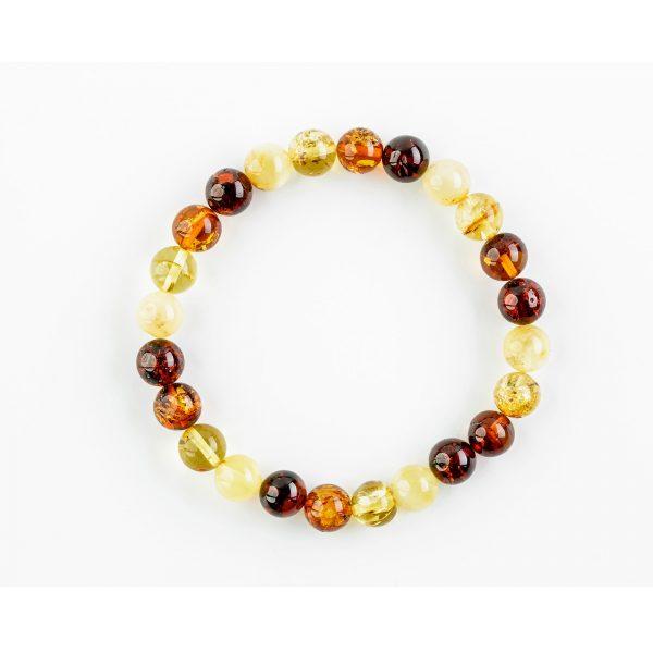 Amber bracelets 34