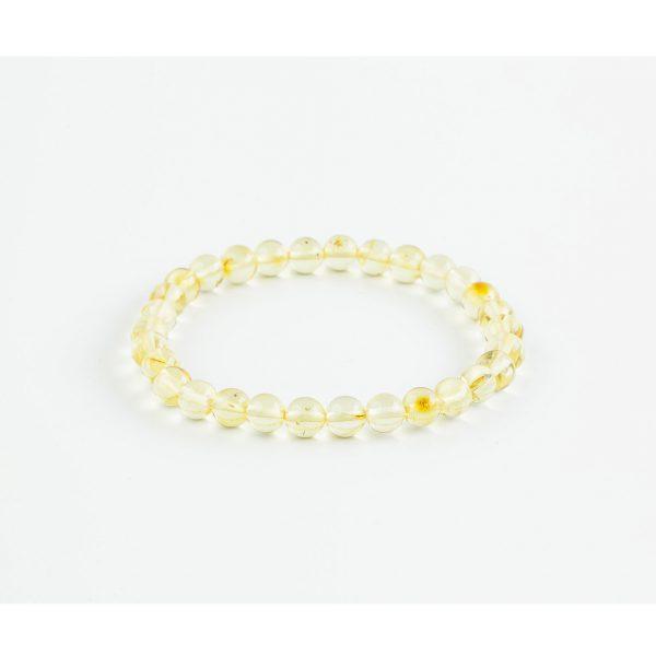 Amber bracelets 37