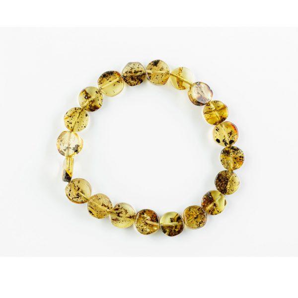Amber bracelets 44