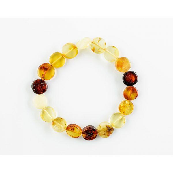 Amber bracelets 46