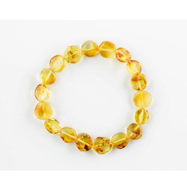 Amber bracelets 48