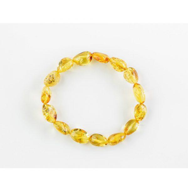 Amber bracelets 56