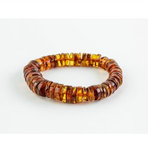 Amber bracelets 63