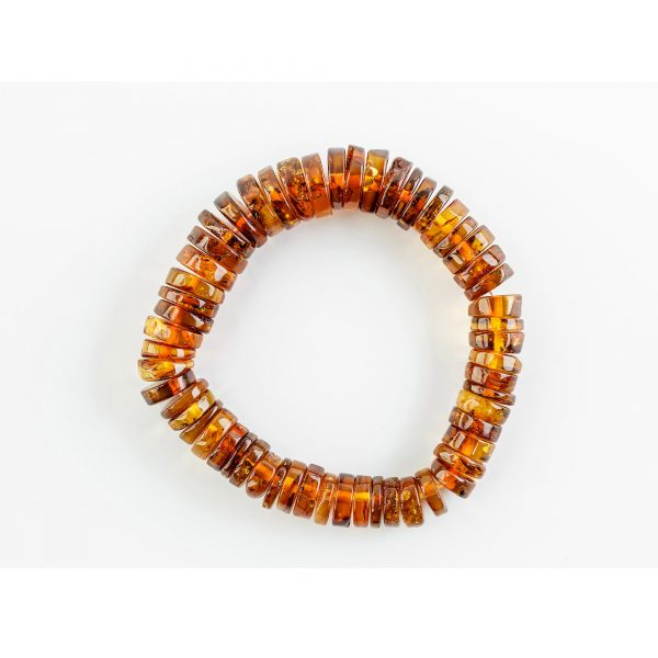 Amber bracelets 64
