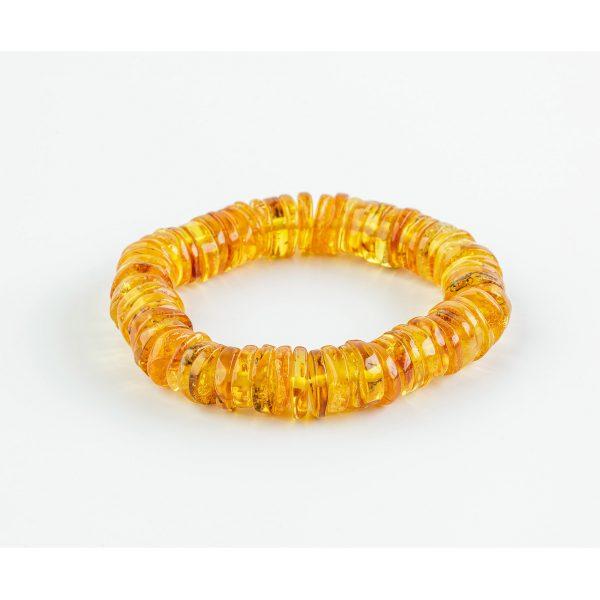 Amber bracelets 65