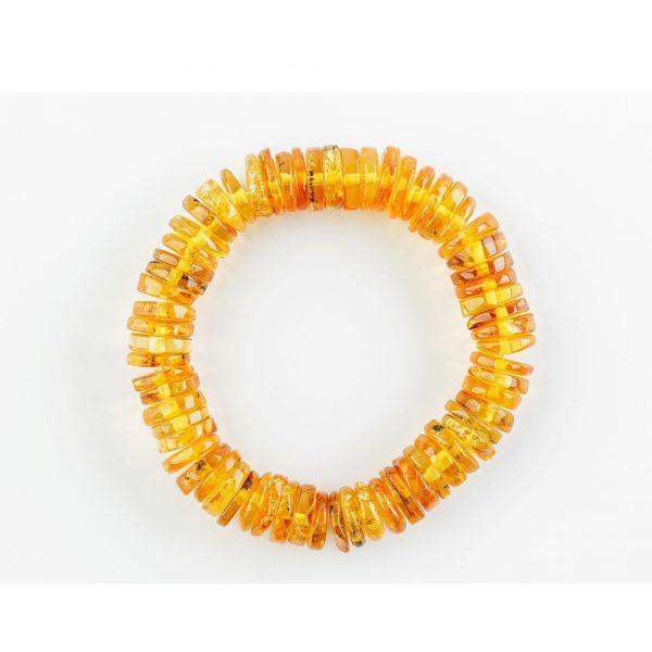 Amber bracelets 66