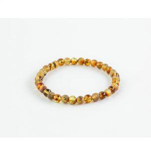 Amber bracelets 74