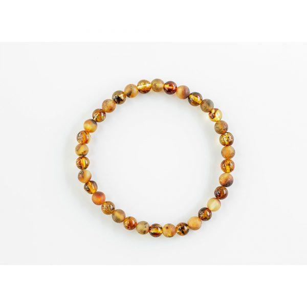 Amber bracelets 75