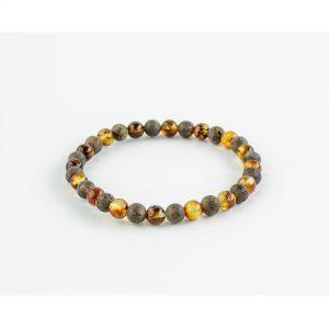 Amber bracelets 76