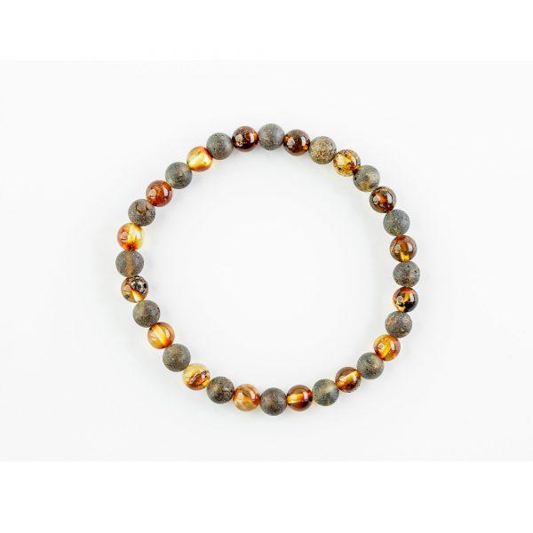 Amber bracelets 77