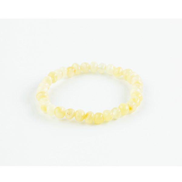 Amber bracelets 86