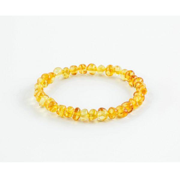 Amber bracelets 88