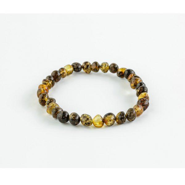 Amber bracelets 96