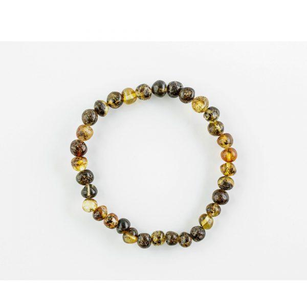 Amber bracelets 97