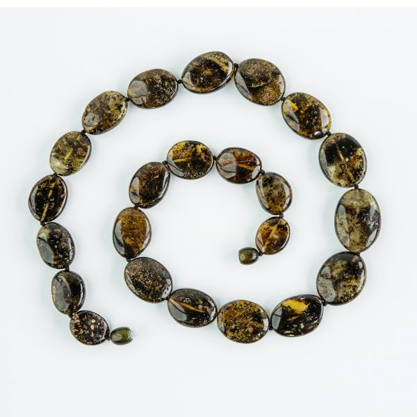 Amber necklaces 100