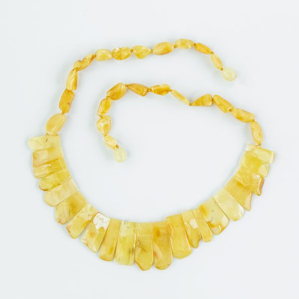Amber necklaces 106