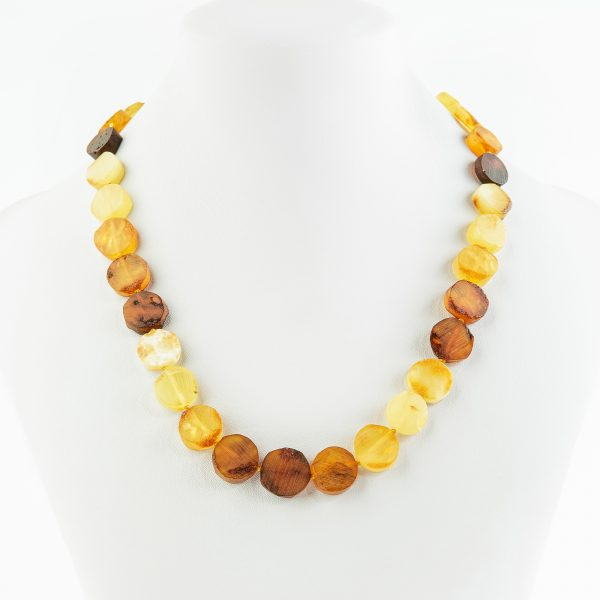Amber necklaces 107