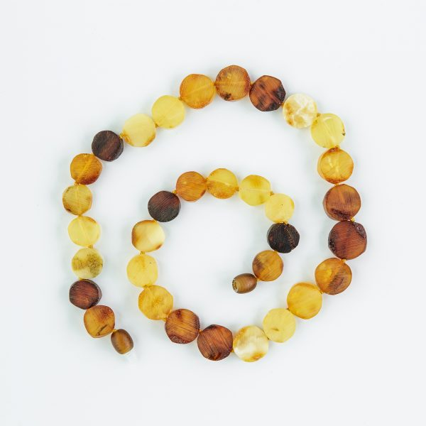 Amber necklaces 108