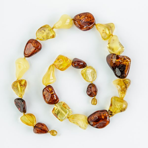 Amber necklaces 110