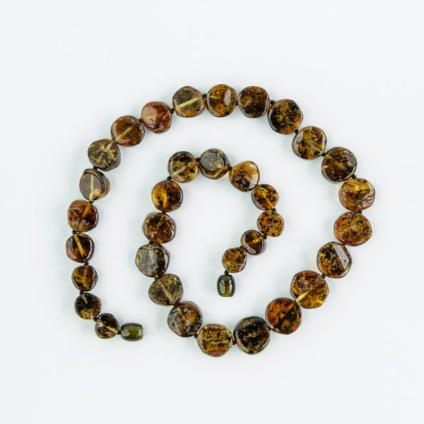 Amber necklaces 118