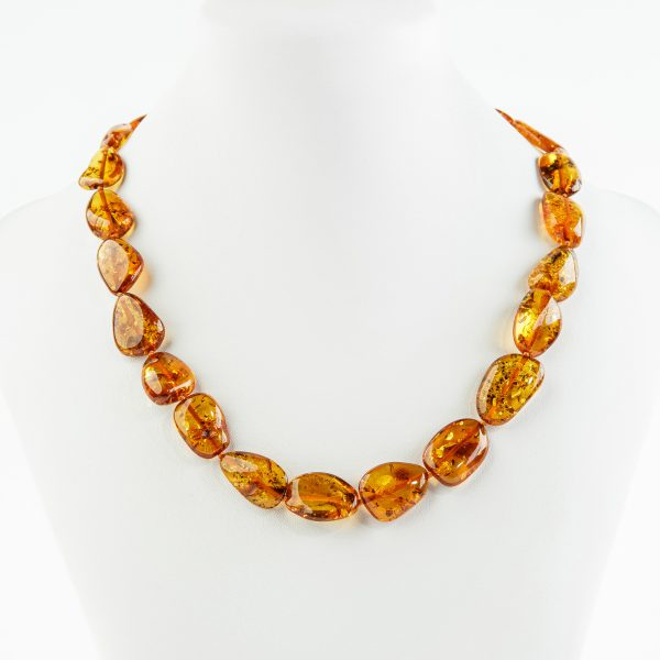 Amber necklaces 123