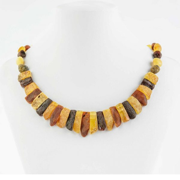 Amber necklaces 127-2