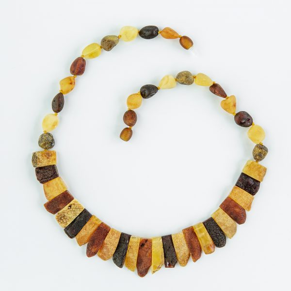 Amber necklaces 128