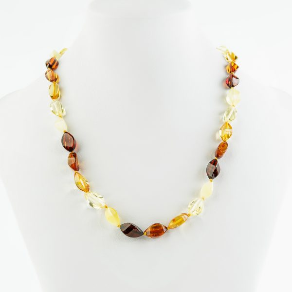 Amber necklaces 13