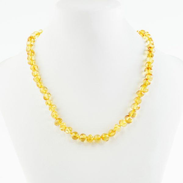 Amber necklaces 131
