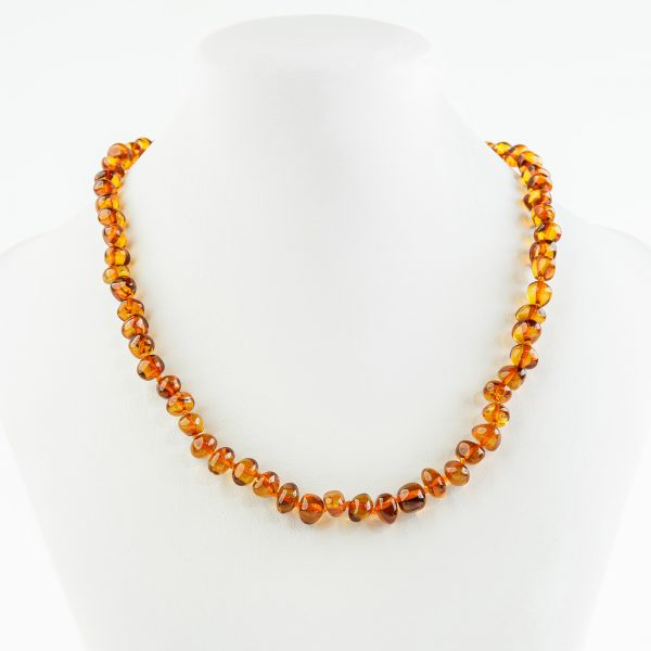 Amber necklaces 133
