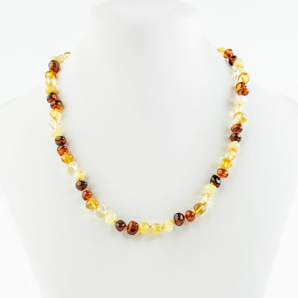 Amber necklaces 137