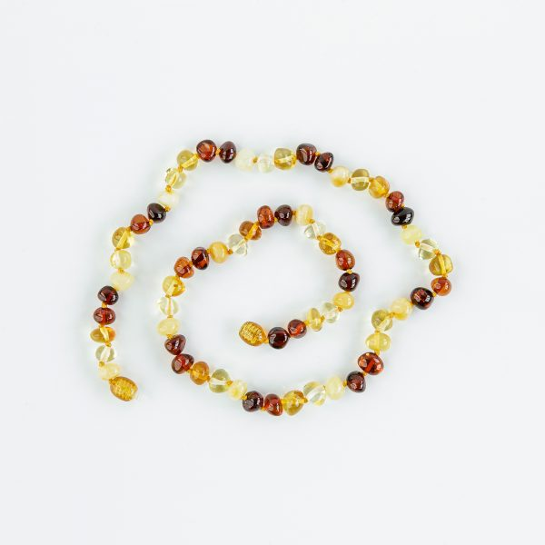 Amber necklaces 138