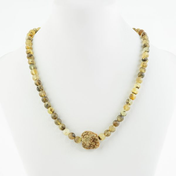 Amber necklaces 139