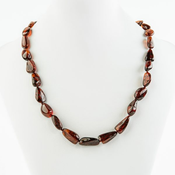 Amber necklaces 141