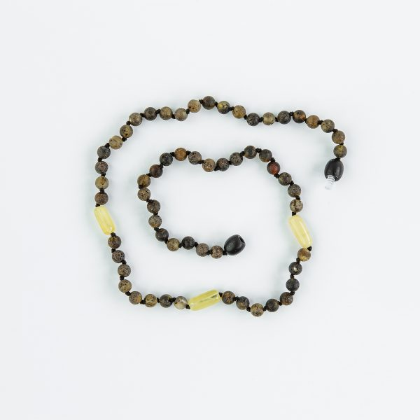 Amber necklaces 156