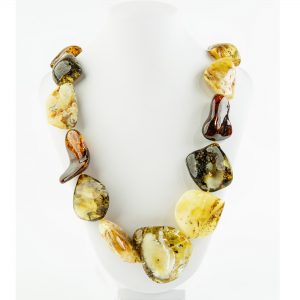 Amber necklaces 157