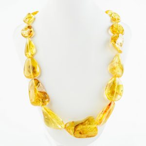 Amber necklaces 159