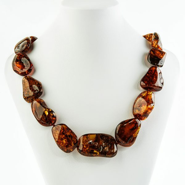 Amber necklaces 163