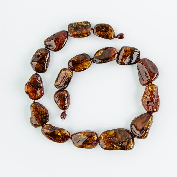Amber necklaces 164