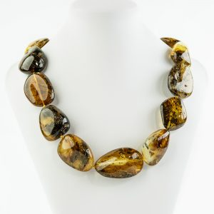 Amber necklaces 165