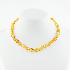 Amber necklaces 169