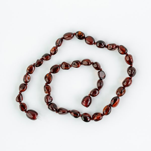 Amber necklaces 172