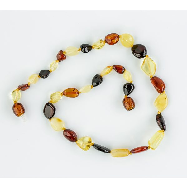 Amber necklaces 174