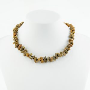 Amber necklaces 175
